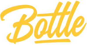 bottle logo yellow