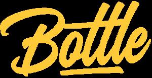 bottle logo yellow